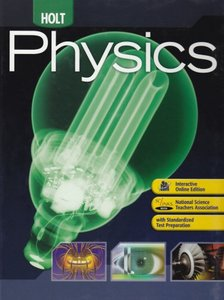 Physics: Student Textbook free download