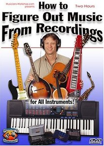 How To Figure Out Music From Recordings (2004) free download