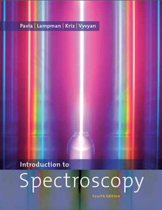 Introduction to Spectroscopy free download