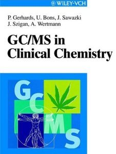 Gc/MS in Clinical Chemistry free download