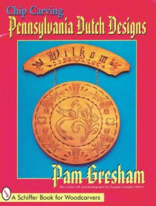 Chip Carving Pennsylvania Dutch Design free download