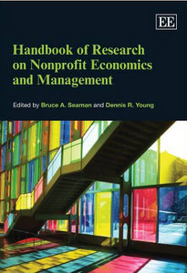 Handbook of Research on Nonprofit Economics and Management free download