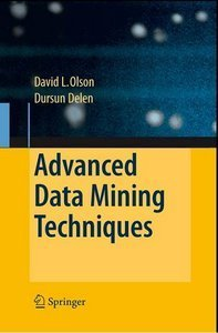 Advanced Data Mining Techniques free download