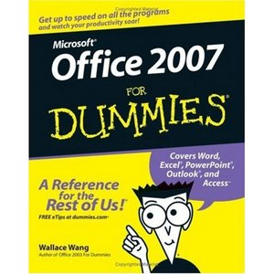 Office 2007 For Dummies (For Dummies (Computer/Tech)) free download