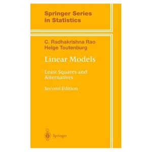 Linear Models: Least Squares and Alternatives (Springer Series in Statistics) free download