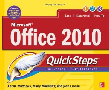 Microsoft Office 2010 QuickSteps free download
