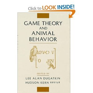 Game Theory and Animal Behavior free download