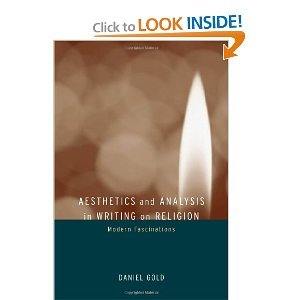 Aesthetics and Analysis in Writing on Religion free download