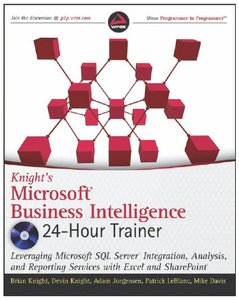 Knight's Microsoft Business Intelligence 24-Hour Trainer free download