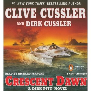 Crescent Dawn (Dirk Pitt Adventure) by Clive Cussler (Audiobook) free download