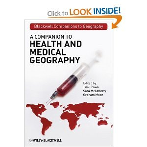 A Companion to Health and Medical Geography free download