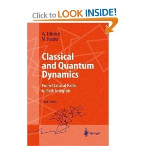 Classical and Quantum Dynamics: From Classical Paths to Path Integrals free download