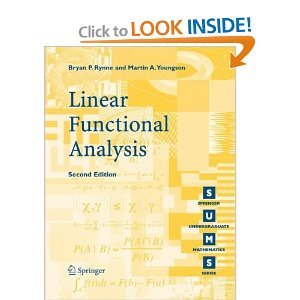 Linear Functional Analysis free download