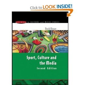 Sport, Culture and the Media free download