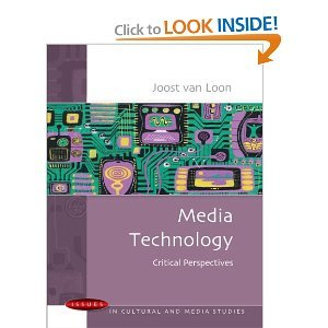 Media Technology: Critical Perspectives free download