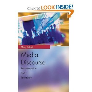 Media Discourse: Representation and Interaction free download