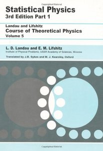 Statistical Physics, Third Edition, Part 1: Volume 5 free download