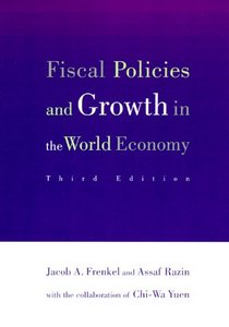Fiscal Policies and Growth in the World Economy free download