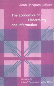 The Economics of Uncertainty and Information free download