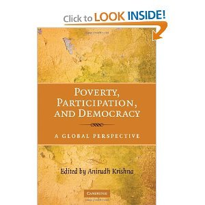 Poverty, Participation, and Democracy free download
