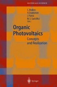 Organic Photovoltaics: Concepts and Realization free download