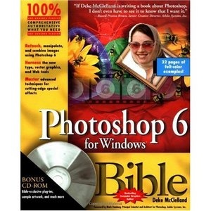 Photoshop 6 for Windows Bible free download
