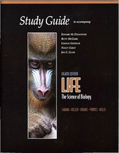 David Sadava Life Study Guide: The Science of Biology, 8th edition free download