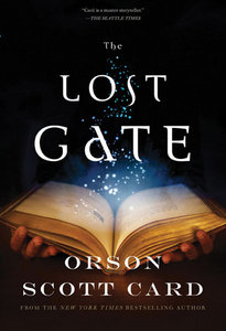 The Lost Gate (Mither Mages) by Orson Scott Card (Audiobook) free download