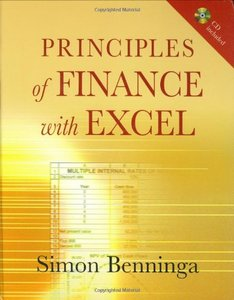 Simon Benninga - Principles of Finance with Excel (Includes CD) free download