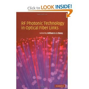 RF Photonic Technology in Optical Fiber Links free download