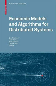 Economic Models and Algorithms for Distributed Systems free download