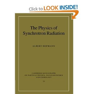 The Physics of Synchrotron Radiation free download