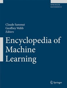 Encyclopedia of Machine Learning free download