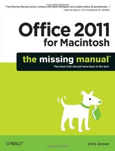 Office 2011 for Macintosh: The Missing Manual free download
