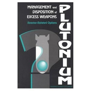 Management and Disposition of Excess Weapons Plutonium: Reactor-Related Options free download