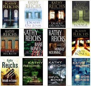 Kathy Reichs - Temperance Brennan series free download