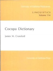 Cocopa Dictionary free download