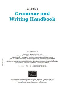 Grammaramp; Writing Handbook, Grade 1-6 free download