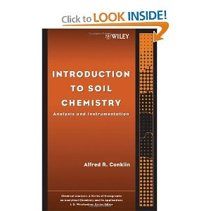 Introduction to soil chemistry free ebooks download for Introduction of soil