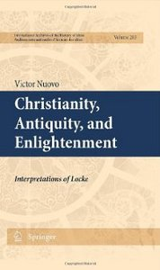 Christianity, Antiquity, and Enlightenment: Interpretations of Locke free download
