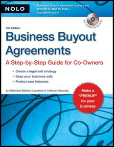 Business Buyout Agreements: A Step-by-Step Guide for Co-Owners By Attorney Anthony Mancuso, J.D. Bethany Laurence free download