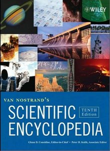 Van Nostrand's Scientific Encyclopedia, 10th Edition (3 Volume Set) free download