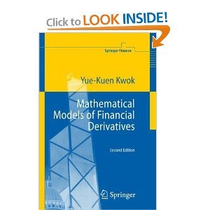 Mathematical Models of Financial Derivatives free download