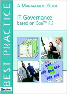 IT Governance based on Cobit 4.1 - A Management Guide (ITSM Library), 3rd edition free download