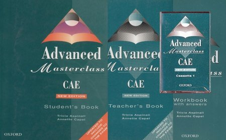 Advanced Masterclass CAE: Student's Book, Teacher's Book, Workbook, Audio free download