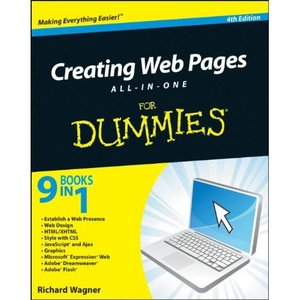 Creating Web Pages All-in-One For Dummies,4th Edition free download