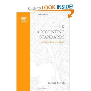 UK Accounting Standards: A Quick Reference Guide free download