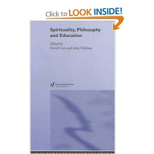 Spirituality, Philosophy and Education free download