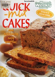 Quick-Mix Cakes and delicously easy muffins free download
