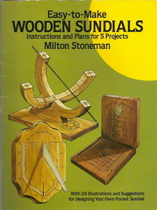 Easy-to-Make Wooden Sundials free download